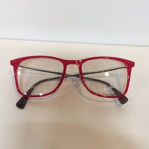 c09016dc74 Ray-Ban Accessories - Ray Ban LightRay 7086 5641 Red wayfarer 51mm